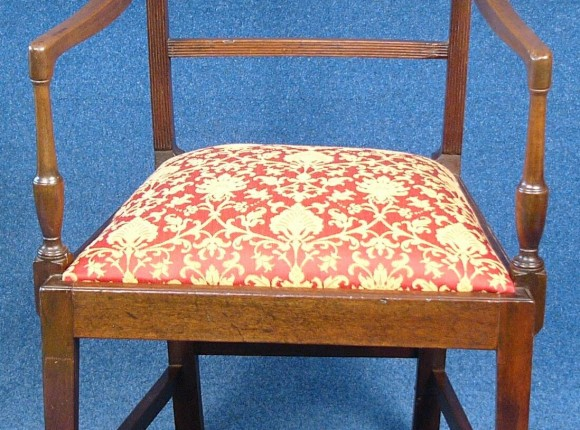 Mid Georgian Arm Chair