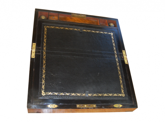 Writing Box leathers