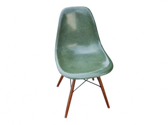 Norman Miller 'Eames' dining chair